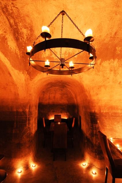 Secret Wine Cave