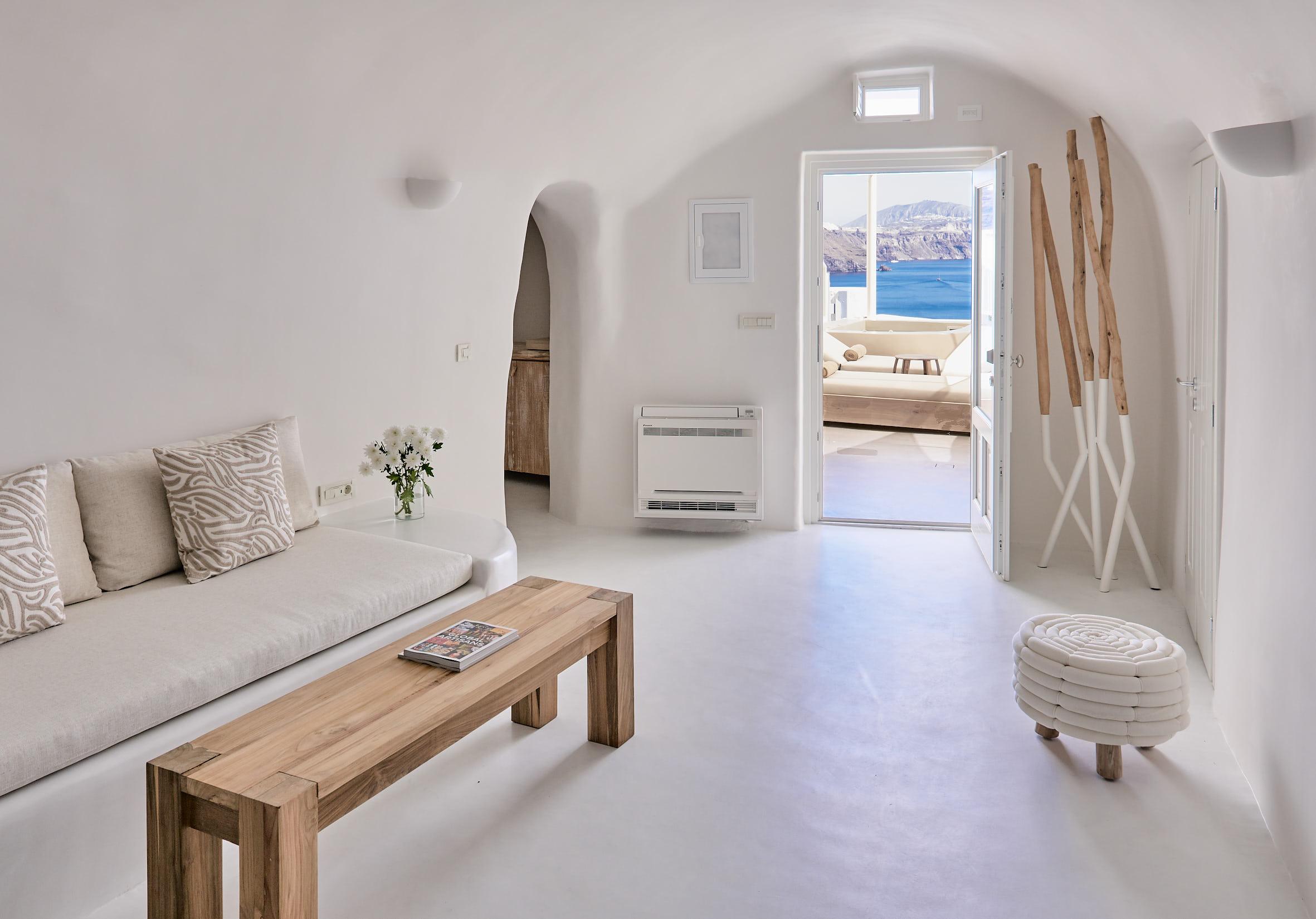 Wet Allure Suite interior design