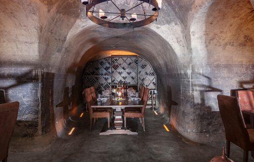 Secret wine cave 3