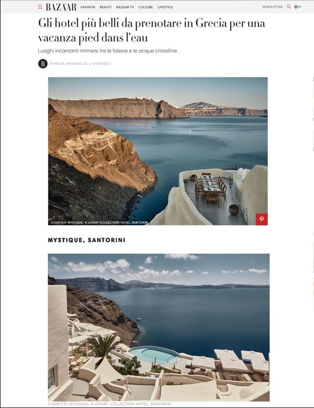 Harper's Bazaar Italia – May 2021