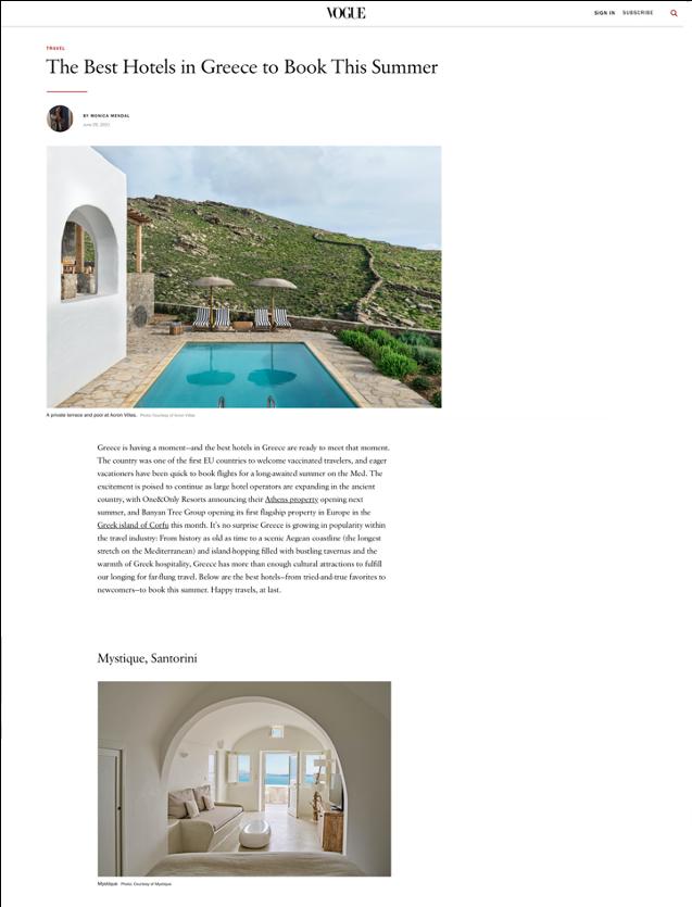 Vogue.com – Mystique